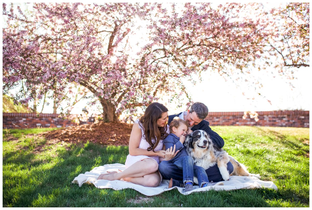 Candid family photography in Bend Oregon.