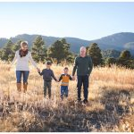Fall Family Portraits in Bend Oregon by Daylene W Photography