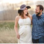 Maternity photos in Bend Oregon