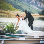 Elopement photography in Bend